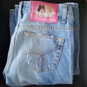 Fiorucci flare jeans